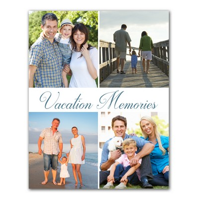 Vacation Memories 11x14 Photo Art Print