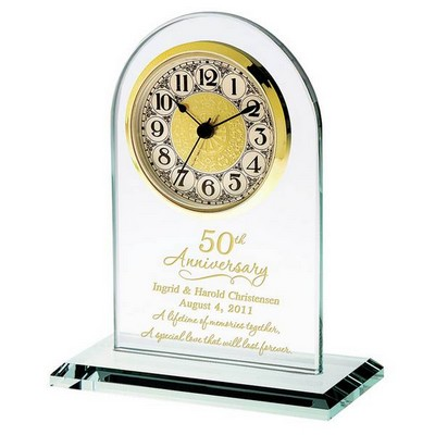 Personalized 50th Wedding Anniversary Gifts 50 year Gold Plates ...