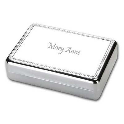personalized keepsake boxes