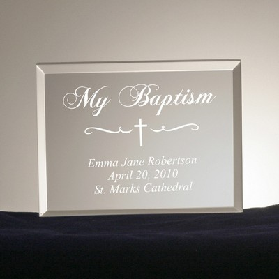 Blessed Day Keepsake Plaque