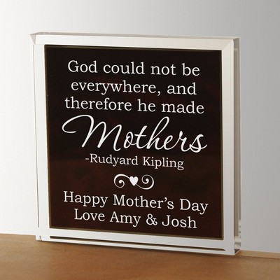 Mother Quote Paperweight