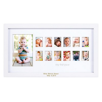Personalized New Baby Gifts, Banks, Blankets, Frames & More