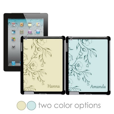 Blossom Personalized iPad Case