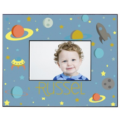 Boys from Outerspace Personalized Picture Frame