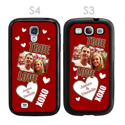 Couples True Love Photo Galaxy S3-S4 Case