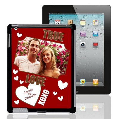 Couples True Love Photo iPad Case