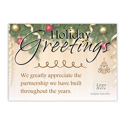 Holiday greeting cards memorable gifts holiday greetings corporate holiday card m4hsunfo