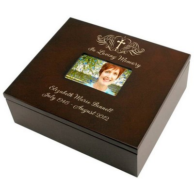 Holy Cross Memorial Keepsake Box