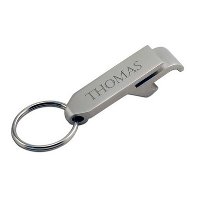 Personalized Bottle and Can Opener Key Chain