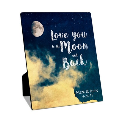 Love you to the Moon Desk Decor