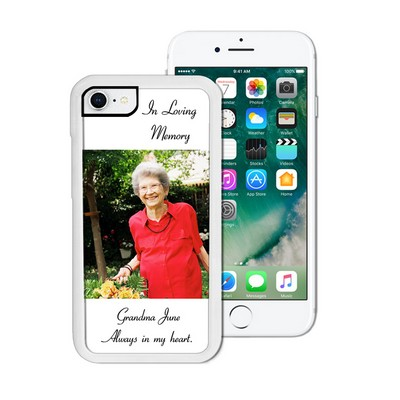 Memorial Photo Personalized iPhone Case