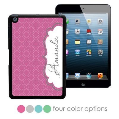 Modern Elegance Personalized iPad Mini Case