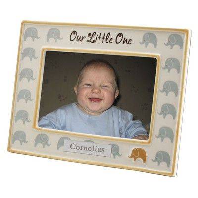 Our Little One Personalized Baby Photo Frame