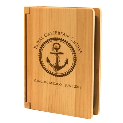Personalized Cruise Vacation Memories Photo Album