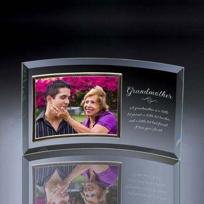 Grandmother Horizontal 4x6 Photo frame