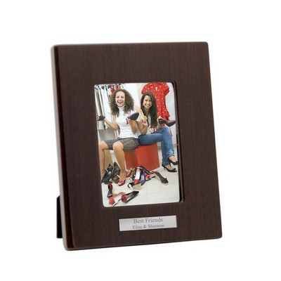 5 x 7 Wood Piano Finish Picture frame