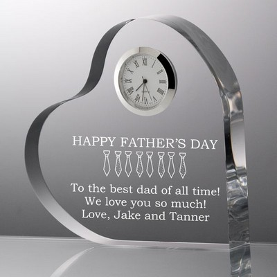 Personalized Fathers Day Gifts Desk Plaques Clocks Amp More