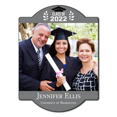 Personalized Graduate Photo Wall Art Sign