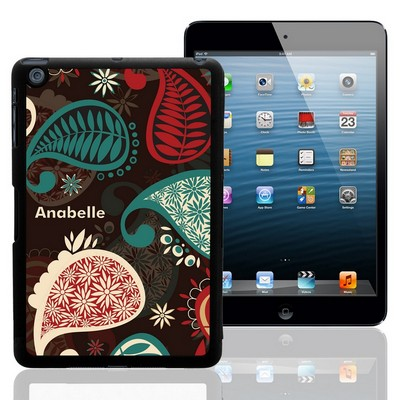 Personalized Paisley iPad Mini Case