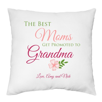 Personalized Pillow Case for Grandma