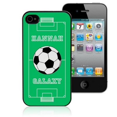 Personalized Soccer iPhone Case