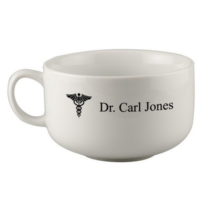 Personalized Soup Mug for Doctors