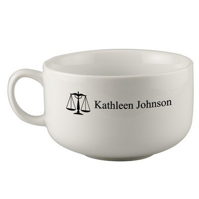 Personalized Soup Mug for Lawyers