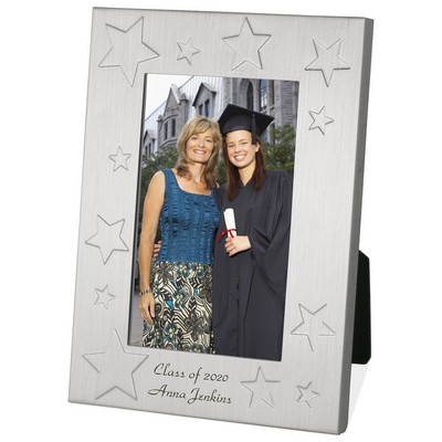 Personalized Star Graduation Picture Frame