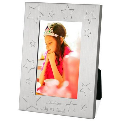 Personalized Star Photo Frame