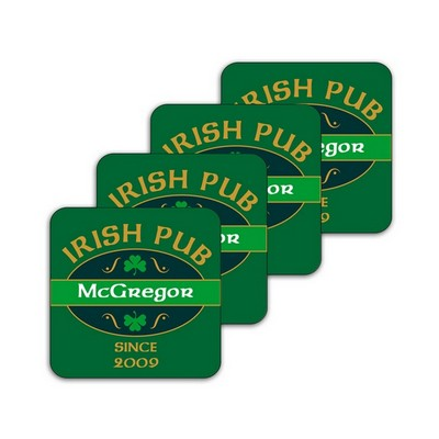 Irish Pub Coasters