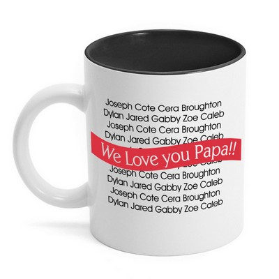 Loved Ones Personalized Mug