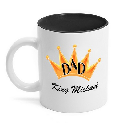 King Daddio Coffee Mug