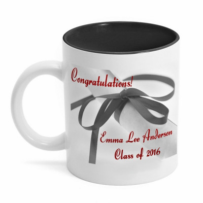 Graduation Diploma Coffee Mug