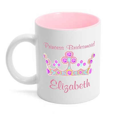 Princess Bridesmaid Mug