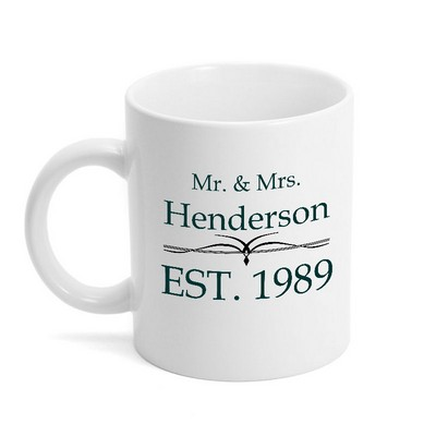 Marriage Est Mug