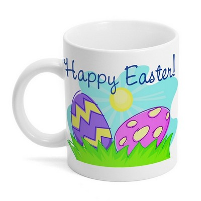 Easter Egg Coffee Mug