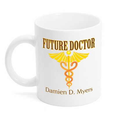 Future Doctor Caduceus Mug