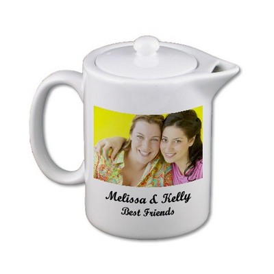 Design Your Own Photo Keepsake Teapot