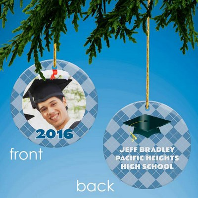 Graduation Photo Keepsake Ornament