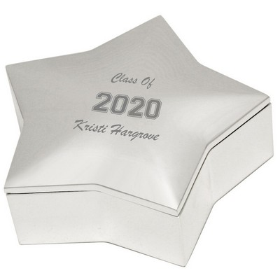 Star Graduate Keepsake Box