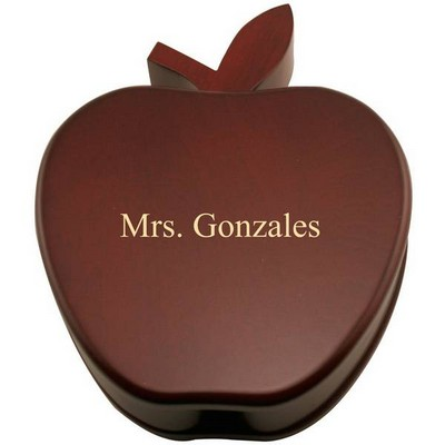 Apple Keepsake Box