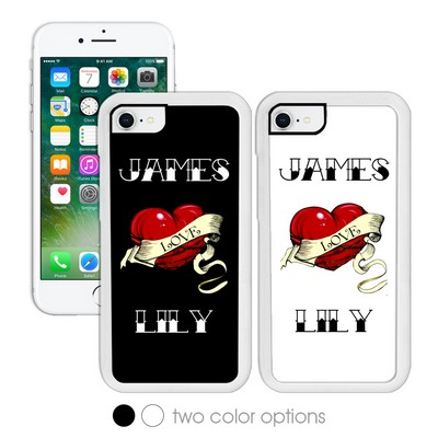 Heart Tattoo Personalized iPhone Case