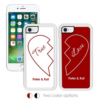 True Love Personalized iPhone Case Set