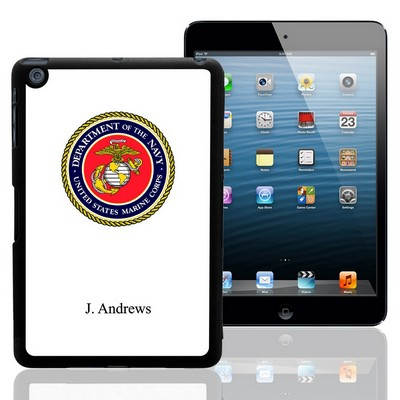 US Marines Personalized iPad Mini Case