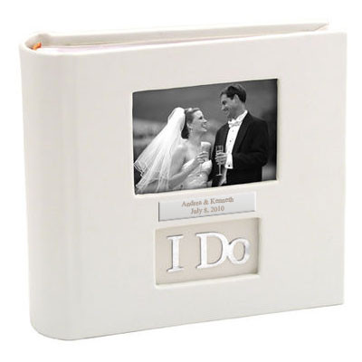 I Do Wedding Photo Album