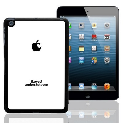 iLoveU Personalized iPad Mini Case