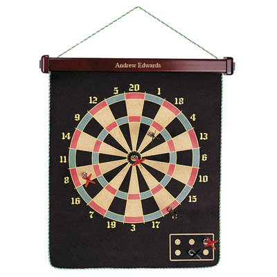 Personalized Magnetic Dart Board